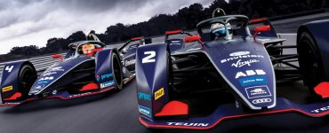 Teijin partners with EVR in Formula E