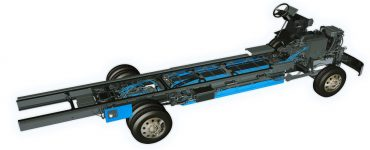 All-Electric Chassis MT50e