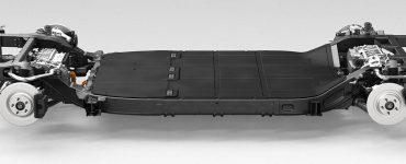 Canoo Skateboard Platform 6