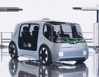 Electric Self-driving Car