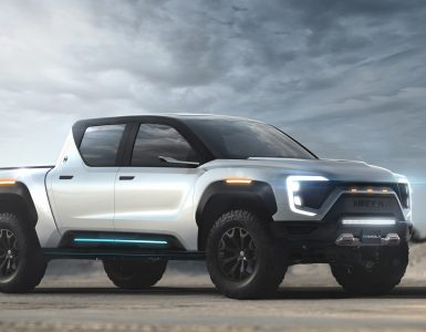 The Badger Electric Pickup Truck