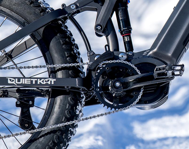 All Terrain e-Bike