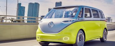 Iconic Volkswagen MicroBus