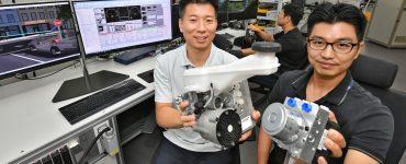 Hyundai Mobis Brake Systems for Autonomous Cars