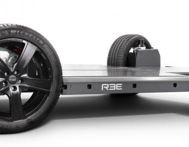 REE KYB Modular EV Platform