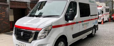 Zero Emission Ambulance
