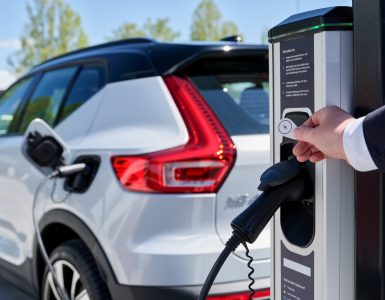 Charging Services in Europe