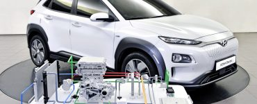 Hyundai Kona Electric Heat Pump Technology