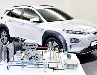 Hyundai Kona Electric Heat Pump Technology
