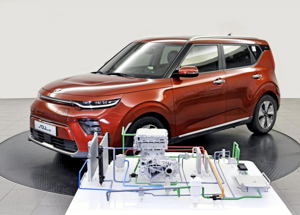 Kia Soul EV Heat Pump Technology