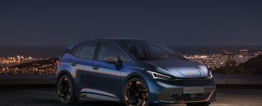 CUPRA el-Born All-Electric Vehicle