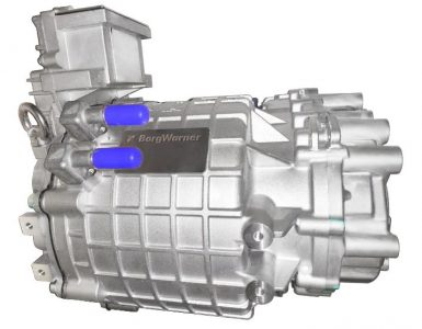 Lightweight Electric Drive Module