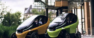 Micro-Electric Car