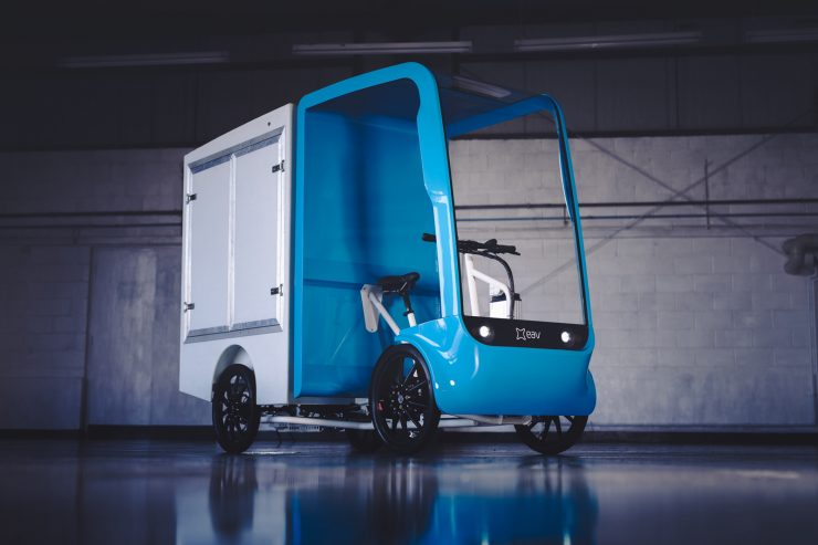eCargo Chassis Cab Platform