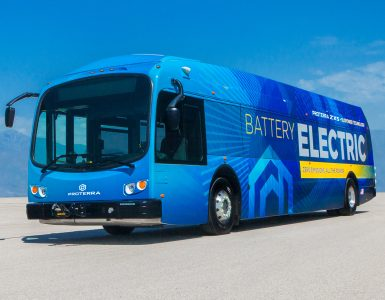 Proterra ZX5 40-ft Electric Bus