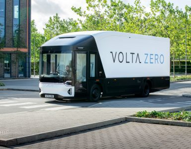 All-Electric Large Commercial Vehicle