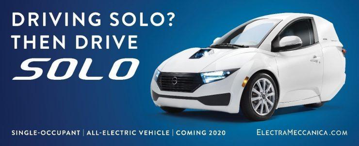 Drive SOLO EV
