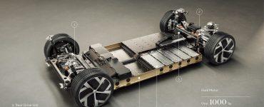 Electric Drivetrain Technology