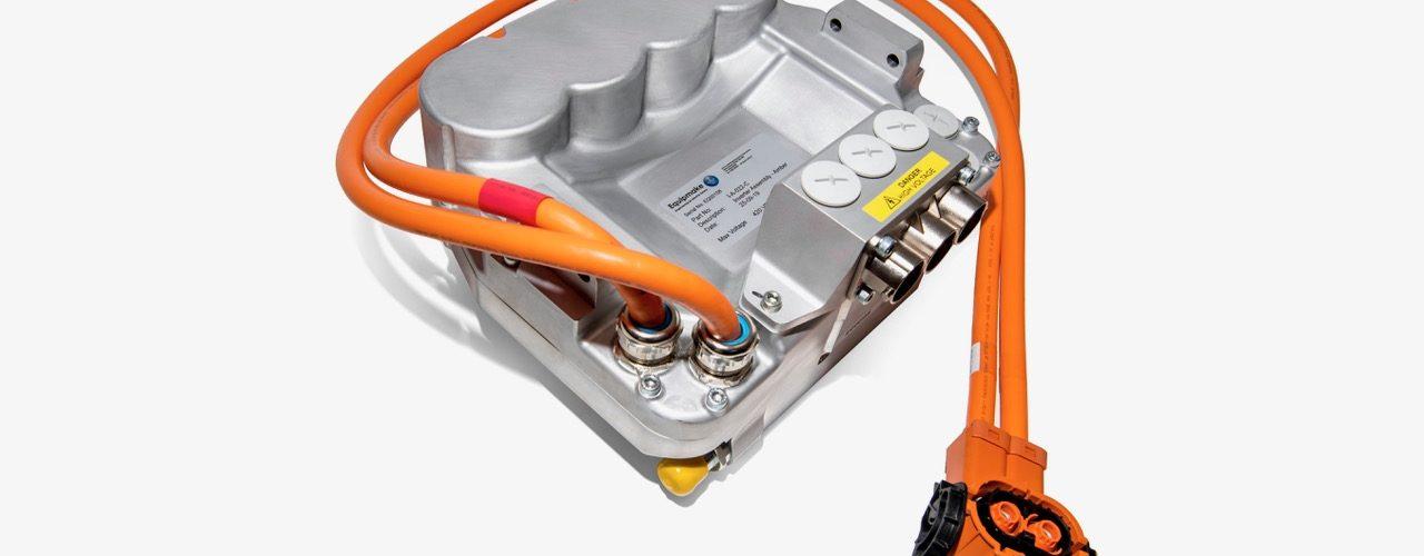 Equipmake ASIL-D Ready Inverter