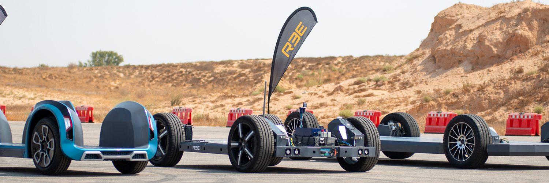 Next-Generation EV Platforms