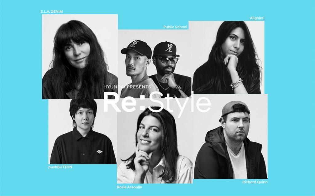 Re:Style 2020 Designer Groupshot