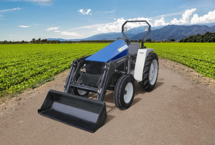 Solectrac e-Tractor