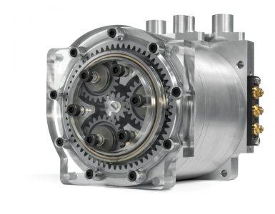 High Performance Electric Motor