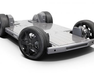 REE Wheel & Chassis Designs