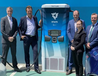 Scalable Electric Vehicle Charging Platform