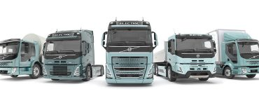 Volvo Electric Trucks Range