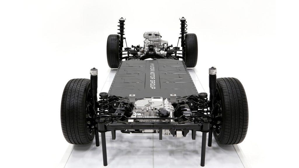 Dedicated EV Platform E-GMP