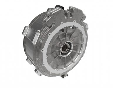 Direct Drive Electric Motor