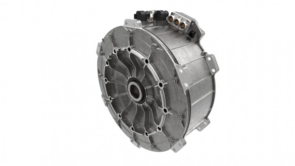 Direct Drive Electric Motor HTM 3500