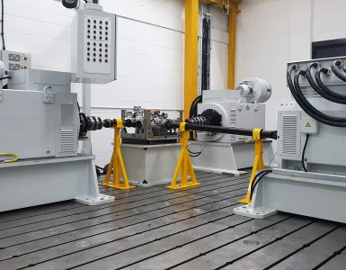 Powertrain Test Facilities
