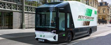 Zero Emission Refrigerated Vehicles
