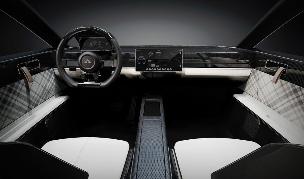 ACE Coupe Performance Edition Interior