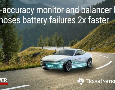High-Accuracy Battery Monitor and Balancer