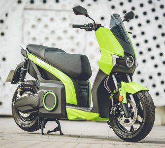 e-moto Scooter