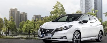 10 years of Nissan LEAF