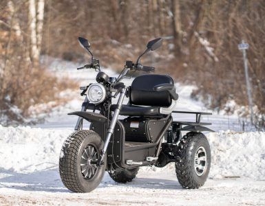 Boomerbeast 2D AWD Mobility Scooter