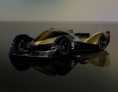 EV Endurance Racer