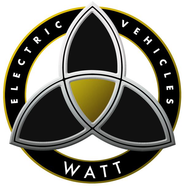 Watt Electric Vehicle Company Logo