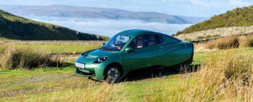 Welsh Hydrogen Car