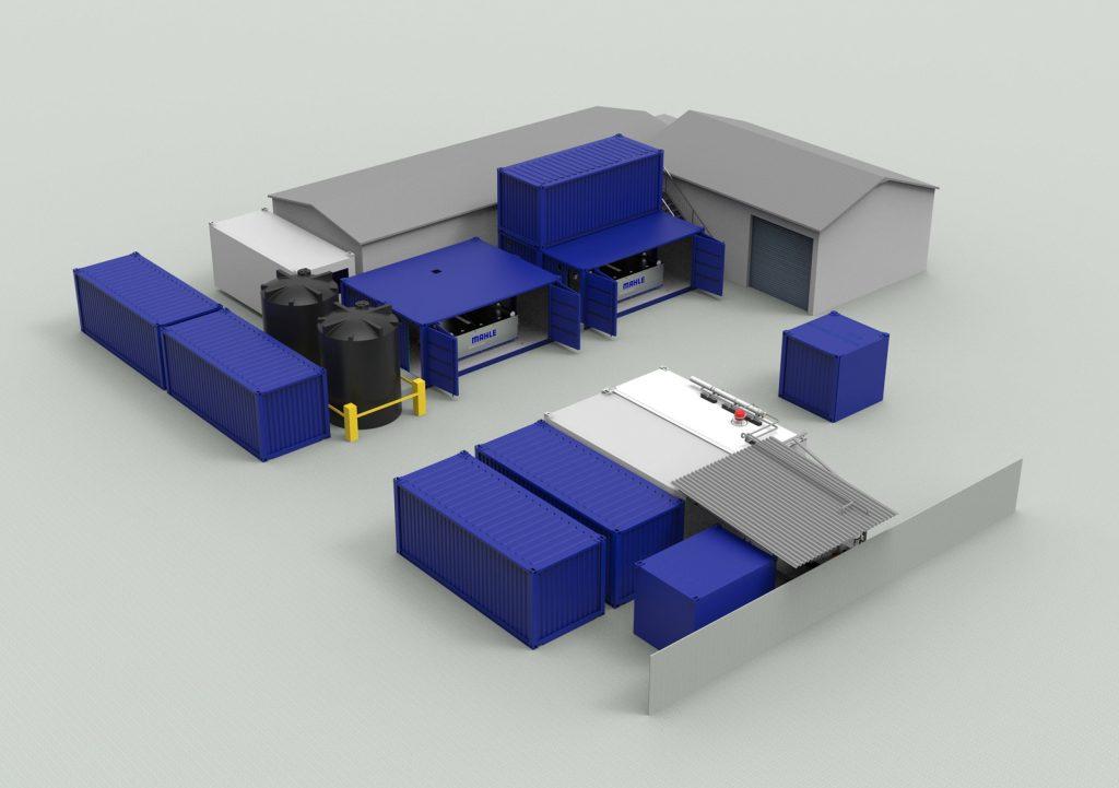 EV Battery Testing Facilities