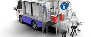 Electric Vaccine Vehicle