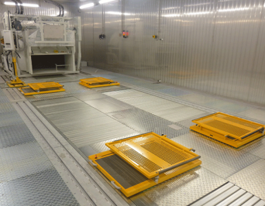 MAHLE Test Chamber