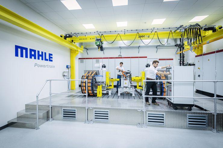 E-mobility Testing Facilities