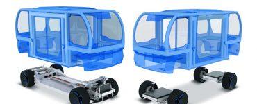 EV Platform for Minibus Segment