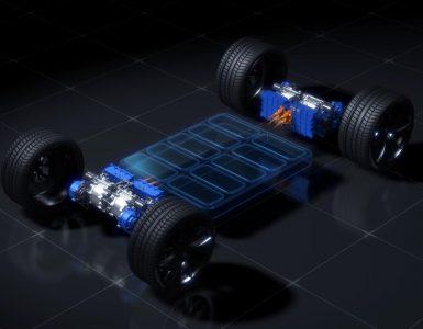 Hyper-EV Electric Motor
