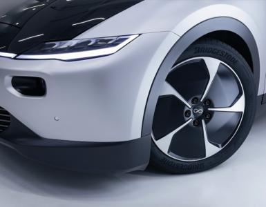Long-Range Solar EV